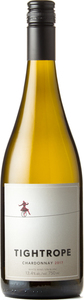 Tightrope Chardonnay 2017, VQA, Okanagan Valley, Naramata Bench Bottle