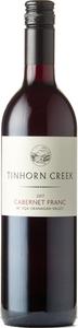 Tinhorn Creek Cabernet Franc 2017, Okanagan Valley Bottle