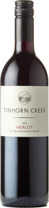 Tinhorn Creek Merlot 2017, Okanagan Valley Bottle