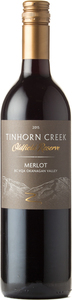 Tinhorn Creek Oldfield Reserve Merlot 2015, Okanagan Valley Bottle
