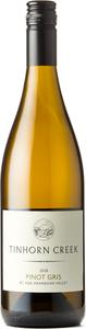 Tinhorn Creek Pinot Gris 2018, Okanagan Valley Bottle