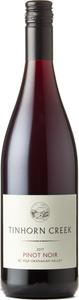Tinhorn Creek Pinot Noir 2017, Okanagan Valley Bottle