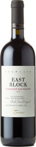 Trius Showcase East Block Cabernet Sauvignon Clark Farm Vineyard 2016, VQA Four Mile Creek Bottle