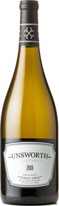 Unsworth Pinot Gris 2018, Vancouver Island Bottle