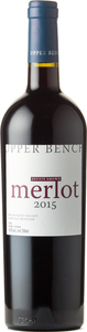 Upper Bench Merlot 2015, Okanagan Valley Bottle