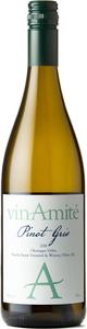 Vinamité Pinot Gris 2018, Okanagan Valley Bottle