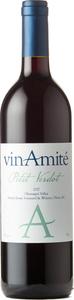 Vinamité Petit Verdot 2017, Okanagan Valley Bottle