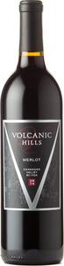 Volcanic Hills Merlot 2014, Okanagan Valley Bottle