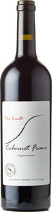 Waupoos The Knoll Cabernet Franc Appassimento 2017, Prince Edward County Bottle