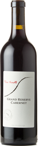 Waupoos The Knoll Grand Reserve Cabernet 2015, Prince Edward County Bottle