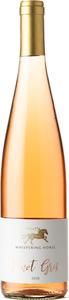 Whispering Horse Pinot Gris 2018, Fraser Valley Bottle