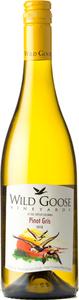 Wild Goose Pinot Gris 2018 Bottle