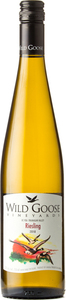 Wild Goose Riesling 2018, Okanagan Valley Bottle