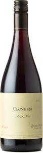 Quails' Gate Clone 828 Pinot Noir 2017, Okanagan Valley Bottle