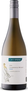 Cave Spring Estate Chardonnay Musqué 2017, Cave Spring Vineyard, VQA Beamsville Bench, Niagara Escarpment Bottle