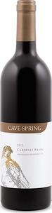 Cave Spring Cabernet Franc 2017, VQA Niagara Escarpment Bottle