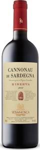 Sella & Mosca Riserva Cannonau Di Sardegna 2016, Doc Bottle