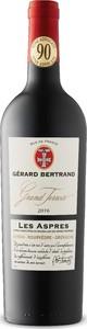 Gérard Bertrand Grand Terroir Les Aspres Syrah/Mourvèdre/Grenache 2016, Ap Côtes Du Roussillon Bottle