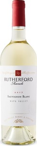 Rutherford Ranch Sauvignon Blanc 2017, Napa Valley Bottle