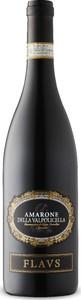 Flavs Amarone Della Valpolicella 2015, Docg Bottle