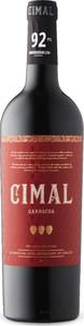 Cimal Garnacha 2015, Do La Mancha Bottle