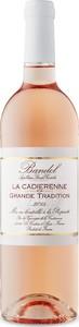 La Cadiérenne Cuvée Grande Tradition Bandol Rosé 2018, Ac Bottle