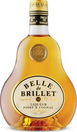 Belle De Brillet Liqueur Poire & Cognac, France (700ml) Bottle