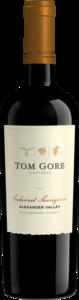 Tom Gore Cabernet Sauvignon Alexander Valley 2014, Sonoma County Bottle