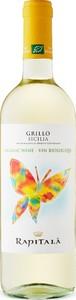 Rapitala Grillo Organic 2017 Bottle