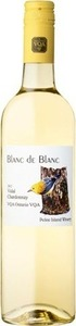 Pelee Island Blanc De Blanc 2017, VQA Ontario Bottle