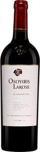 Osoyoos Larose Le Grand Vin 2015, BC VQA Okanagan Valley Bottle