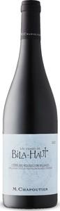 M. Chapoutier Les Vignes De Bila Haut Côtes Du Roussillon Villages 2017, Ac Bottle