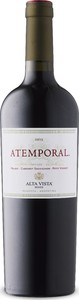 Alta Vista Atemporal 2015, Albaneve Vineyard, Uco Valley, Mendoza Bottle
