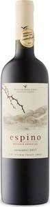 Espino Reserva Especial Carmenère 2017, Do Central Valley Bottle
