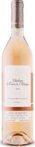 Château La Tour De L'évêque Rosé 2018, Harvested By Hand, Ac Côtes De Provence Bottle
