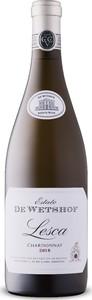 De Wetshof Finesse Lesca Estate Chardonnay 2018, Wo Robertson Bottle
