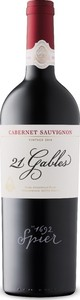 Spier 21 Gables Cabernet Sauvignon 2014, Wo Stellenbosch Bottle