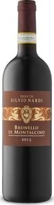 Silvio Nardi Brunello Di Montalcino 2013, Docg Bottle