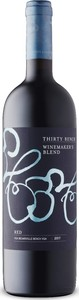Thirty Bench Winemaker's Blend Red 2017, VQA Beamsville Bench, Niagara Escarpment Bottle