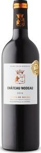 Château Nodeau 2016, Ac Côtes De Bourg Bottle
