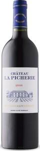 Château La Picherie 2016, Ac Montagne Saint émilion Bottle