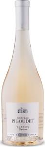 Château Pigoudet Classic Rosé 2018, Ap Coteaux D'aix En Provence Bottle