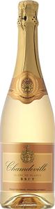 Chamdeville   Blanc De Blancs Brut Sparkling White Bottle