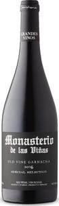 Monasterio De Las Viñas Old Vine Garnacha Special Selection 2016 Bottle