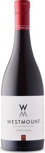 Westmount Pinot Noir 2015, Willamette Valley Bottle