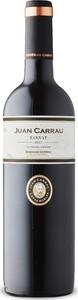 Juan Carrau Tannat 2017, Las Violetas, Canelones Bottle