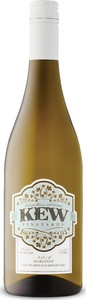 Kew Marsanne 2016, VQA Beamsville Bench, Niagara Escarpment Bottle