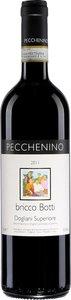 Pecchenino Nebbiolo Langhe Botti 2015 Bottle