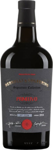 Berselli & Solferino Signature Collection Primitivo 2017, Igt Salento Bottle