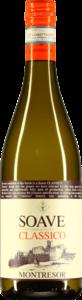 Montresor Soave Classico 2017, Veneto Bottle